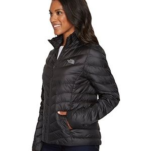 a18f68f70 the north face trevail jacket 800 tnf black M NWT